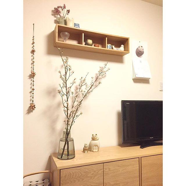 無印良品 壁に付けられる家具