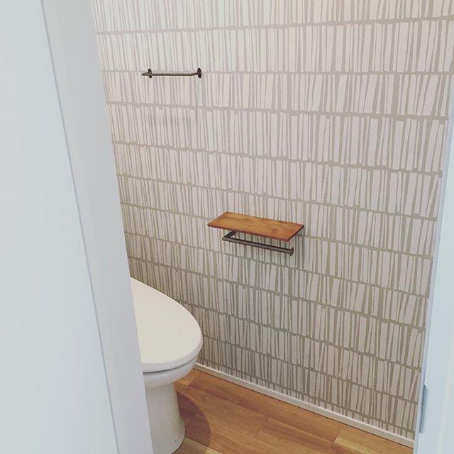 トイレ 壁8