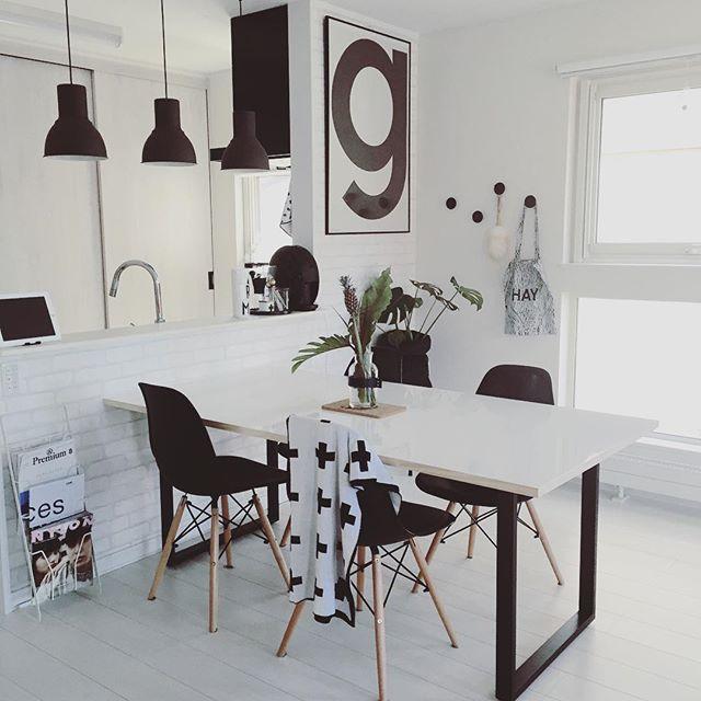 IKEAとのコラボも!HAYの雑貨・家具でつくる北欧インテリア7