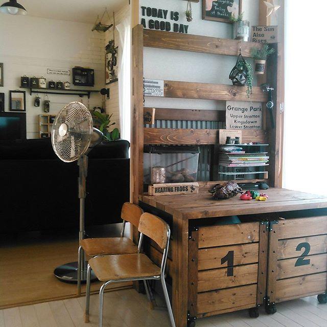 机DIY ワークスペース18