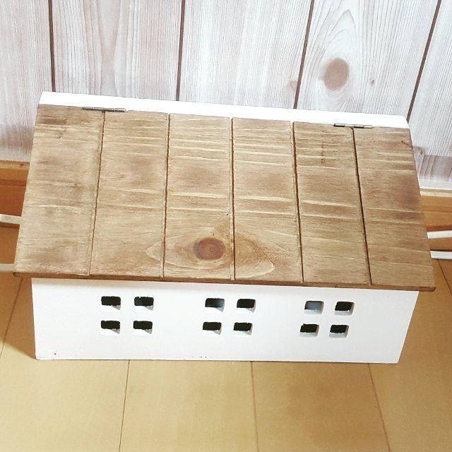 配線ケーブル専用のボックスを活用する