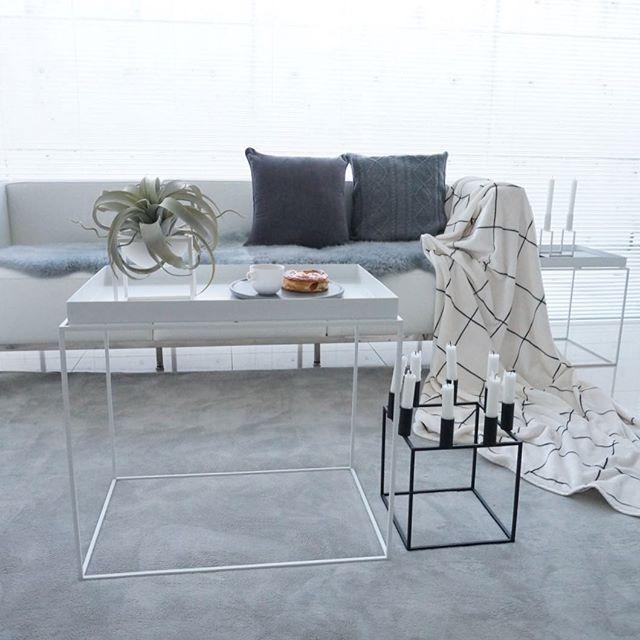 IKEAとのコラボも!HAYの雑貨・家具でつくる北欧インテリア10