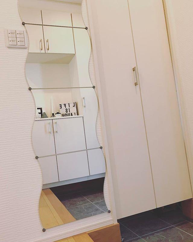 ミラー IKEA4