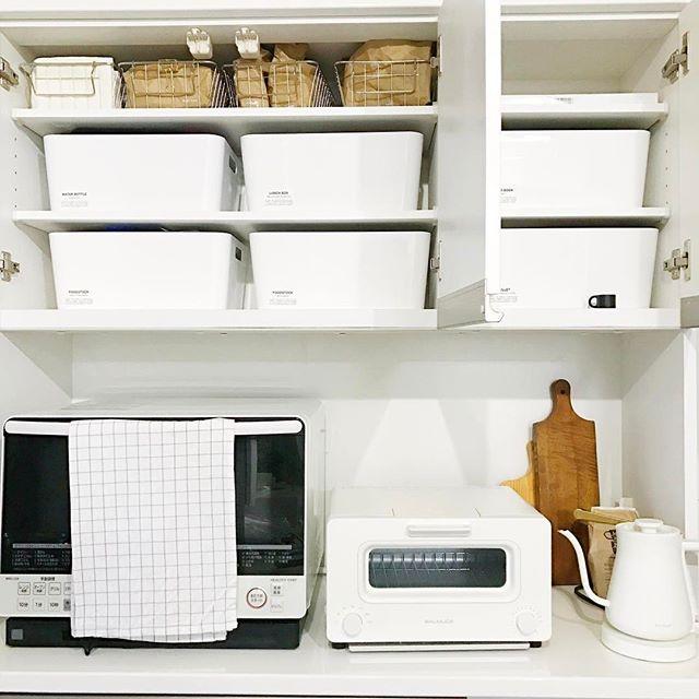 キッチンインテリア 収納2
