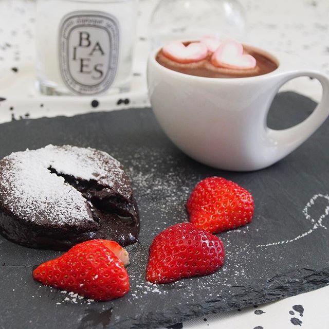 おうちカフェでチョコレート三昧♡10