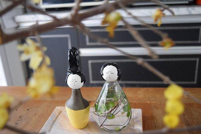 手作りの雛人形2