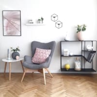 インテリアのポイントに♡ピンクを使った大人かわいいお部屋づくりを大公開!