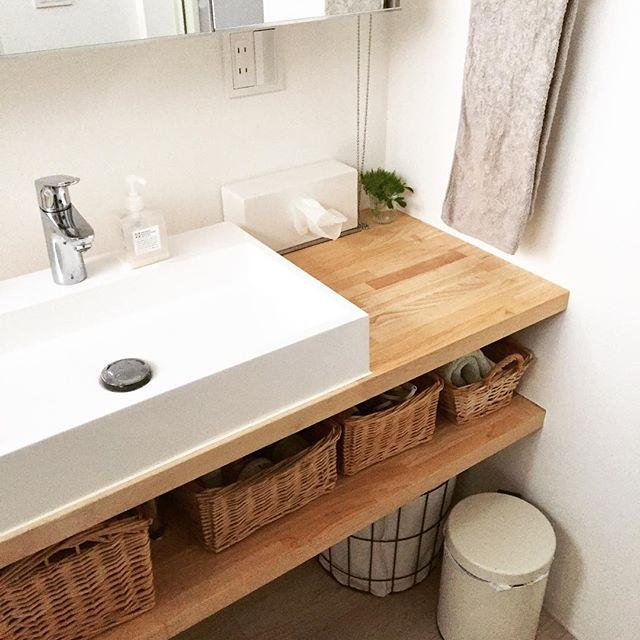 洗面台収納2
