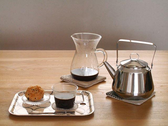 キントー ガラス製品 コーヒーカップ