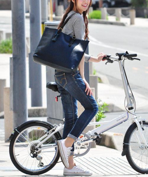 [三京商会] 日本製 本革牛革レザー トートバッグ レディース メンズ