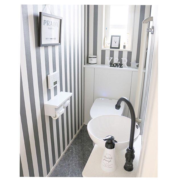 壁紙 トイレ
