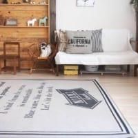 お部屋の印象を決める!【IKEA・ニトリetc.】プチプラ「ラグ」10選