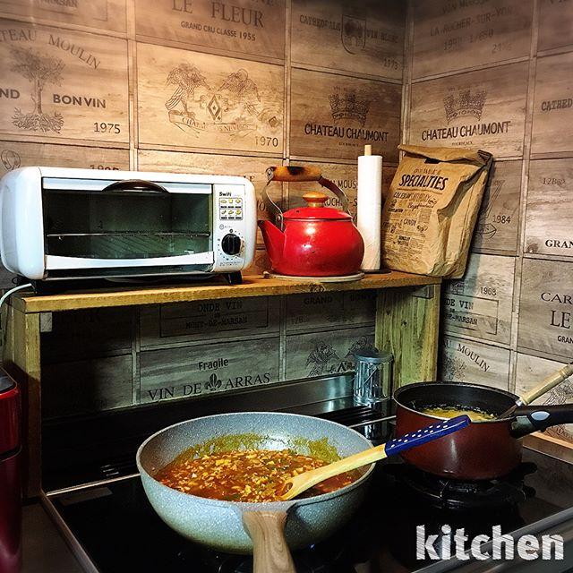 壁紙 キッチン
