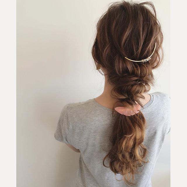 まとめ髪2