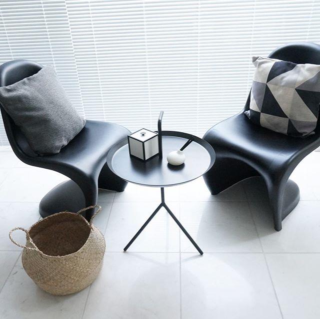 サイドテーブル4