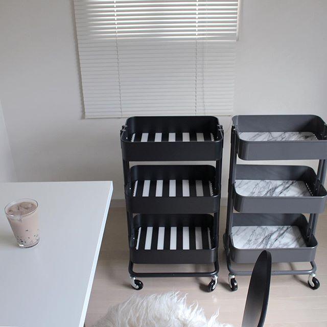IKEA ワゴン5