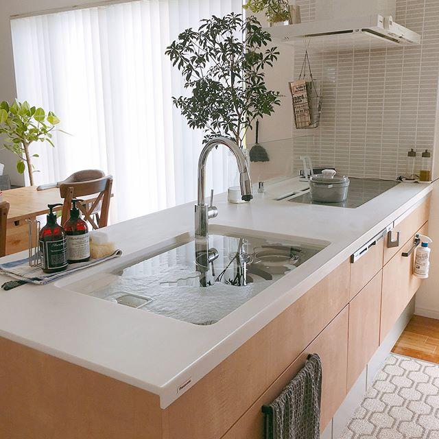 キッチンインテリア 掃除2