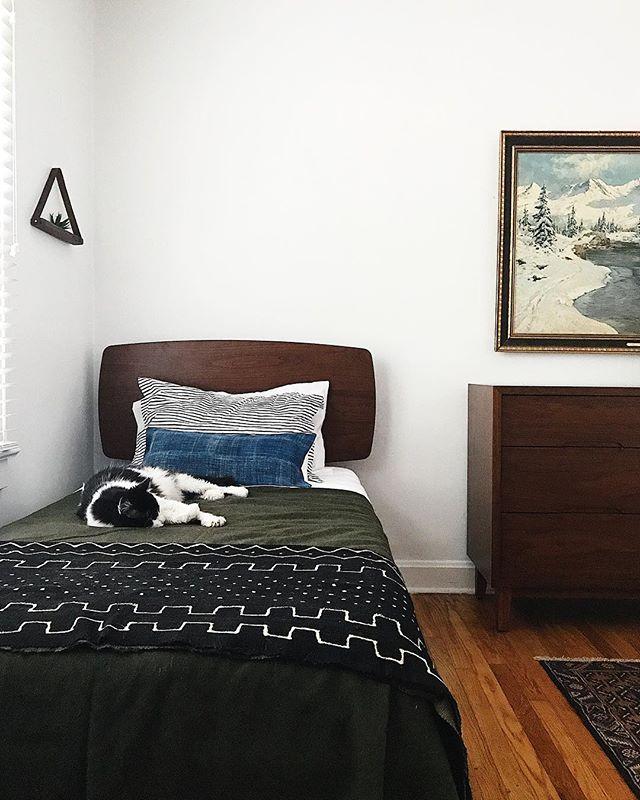 寝室インテリア16