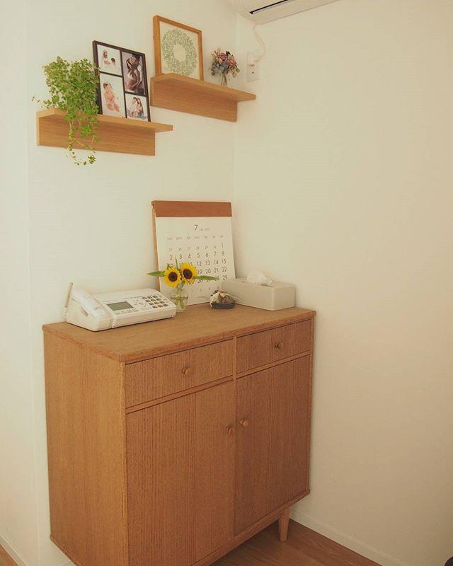 無印の壁に付けられる家具のその他の使い方をチェック!2