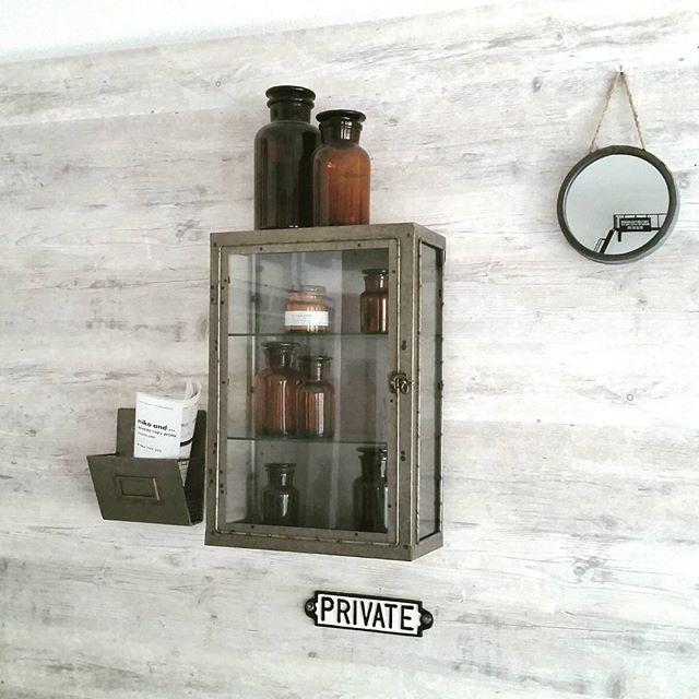 薬瓶 ディスプレイ2