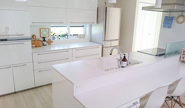 キッチンインテリア 調理台4