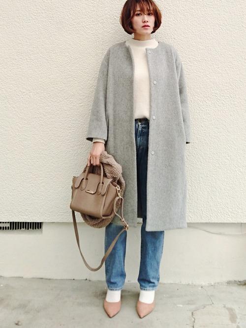 40代大人女子ファッション/パンツコーディネート20