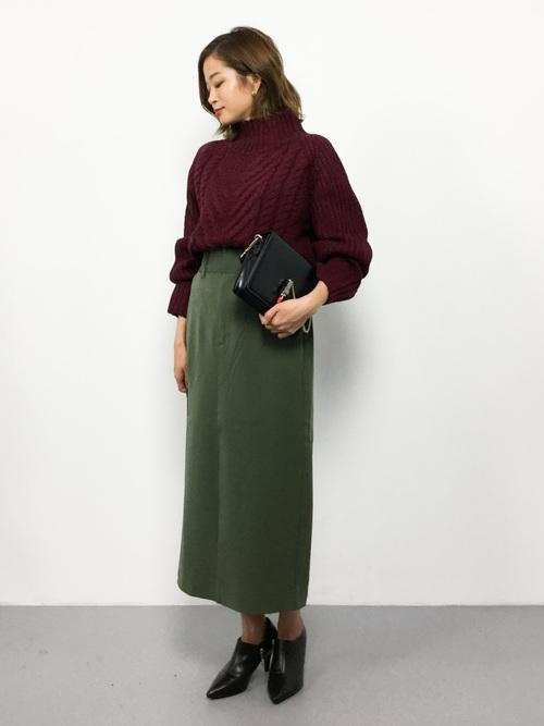TRタイトスカート