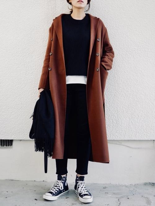 40代大人女子ファッション/パンツコーディネート17