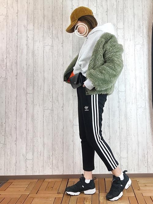 40代大人女子ファッション/パンツコーディネート28