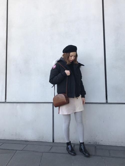靴下屋/ コットン3×1リブタイツ