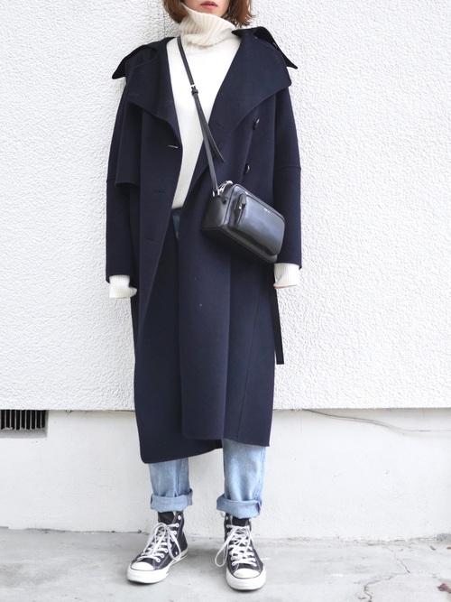 40代大人女子ファッション/パンツコーディネート21