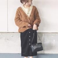 【GU】のスカートで作る大人コーデ集♡魅力はプチプラ&おしゃれなデザイン!
