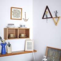 【賃貸でもOK】無印「壁に付けられる家具」の使い方&収納方法を実例でご紹介