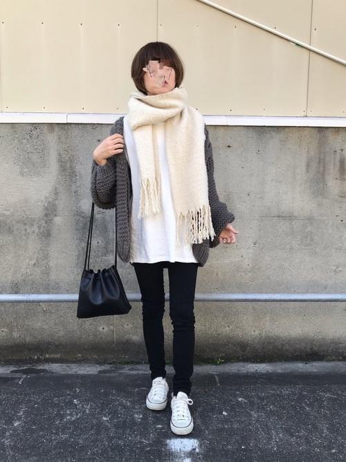 40代大人女子ファッション/パンツコーディネート13