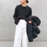 【ユニクロ】の神デニム♡美脚が叶うハイライズワイドストレートジーンズに注目!