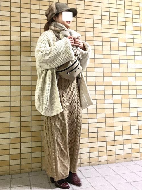 40代大人女子ファッション/スカートコーディネート19