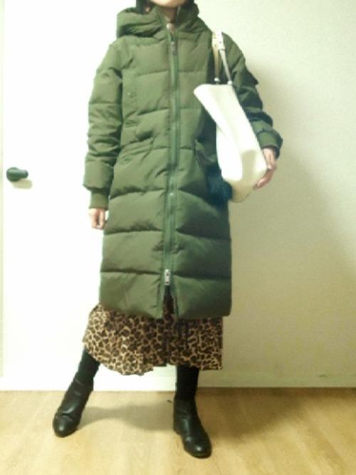 ZARAのスカート!アニマル柄を華麗に着こなそう♡2