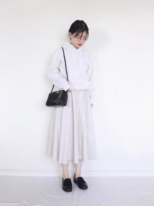 プチプラスカート×大人女子9