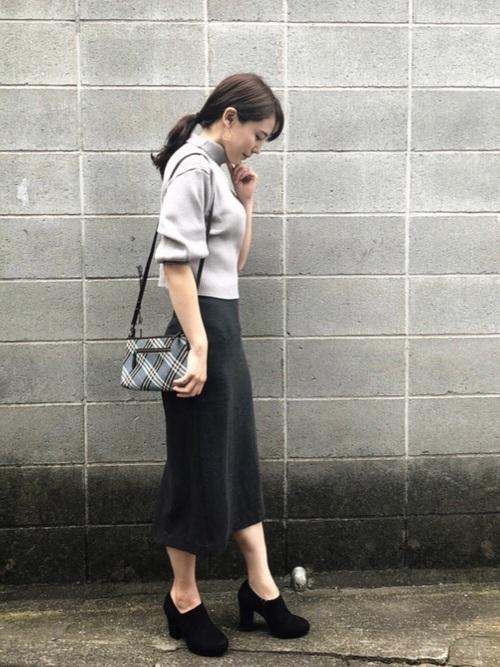 プチプラスカート×大人女子10