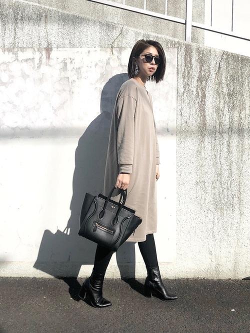 プチプラコーデ スカート4