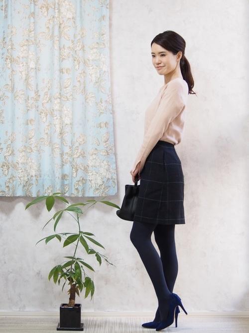 プチプラコーデ スカート3