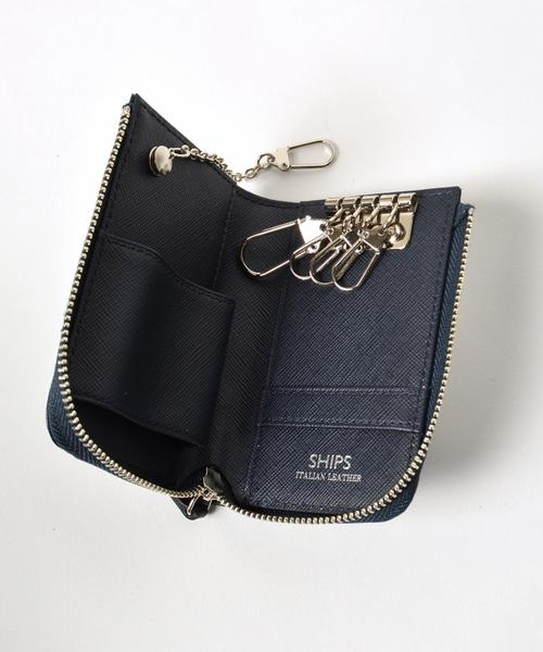 [SHIPS] SD: 【SAFFIANO LEATHER】 キーケース■