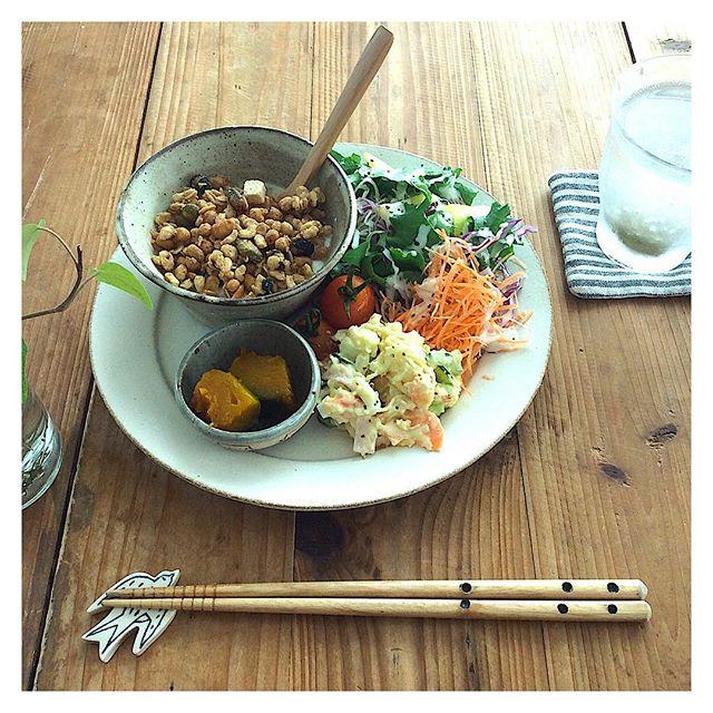 色鮮やかで食欲をそそる洋風の朝食10