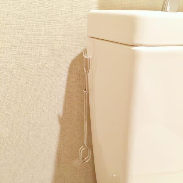 吊り下げ収納 トイレ3