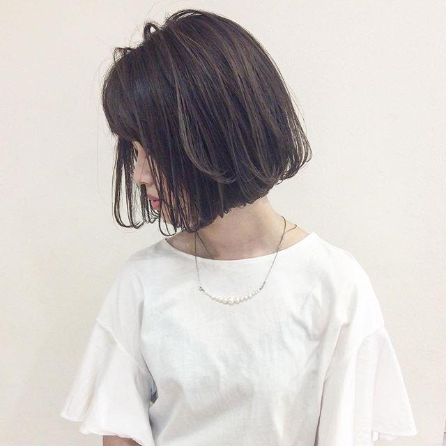 くせ毛 ショートヘア ポイント8