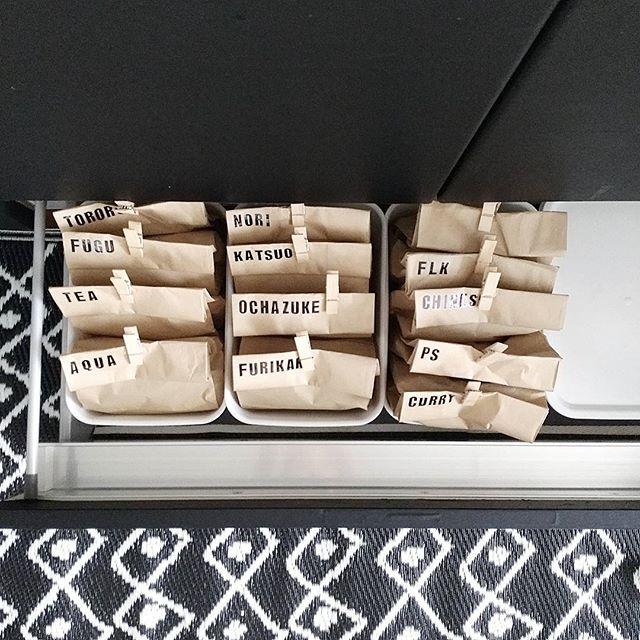カップボード 収納17