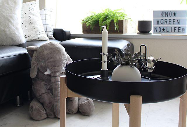 IKEAとのコラボも!HAYの雑貨・家具でつくる北欧インテリア6