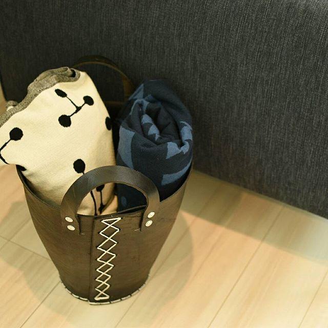 冬用ファッション小物はボックスに収納する!2