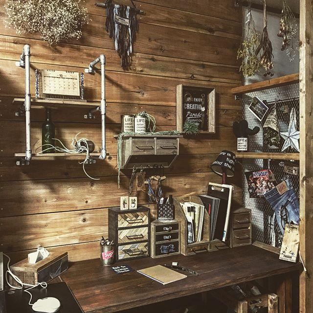 机DIY ワークスペース11