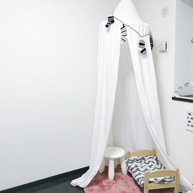 女の子の子供部屋インテリア 収納8